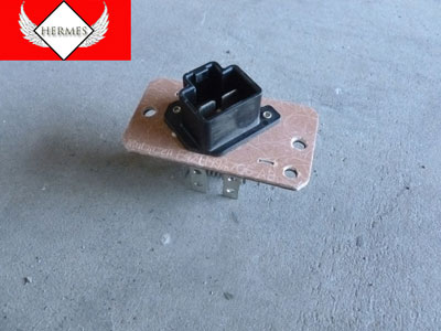 1998 Ford Expedition XLT - AC Heater Blower Motor Fan Resistor