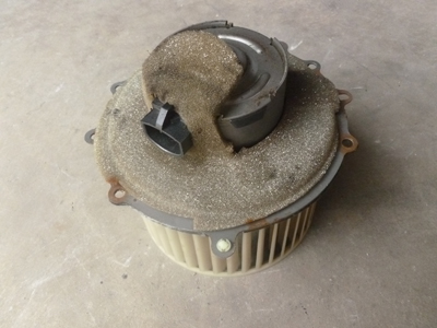 1998 Ford Expedition XLT - AC Heater Siemens Blower Motor Fan, Front