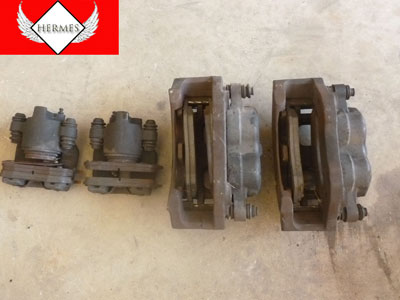 1998 Ford Expedition XLT - Brake Calipers (Set of 4)