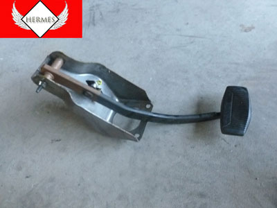 1998 Ford Expedition XLT - Brake Pedal Assembly