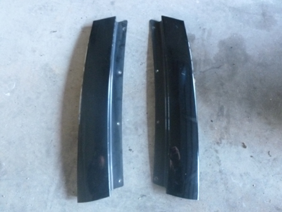 1998 Ford Expedition XLT - D Pillar Exterior Trim Left and Right Set