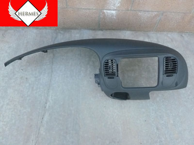 1998 Ford Expedition Xlt Dash Trim With Climate Control Bezel And Vents Hermes Auto Parts
