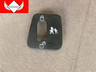 1998 Ford Expedition XLT - Door Child Baby Lock Trim, Left Rear