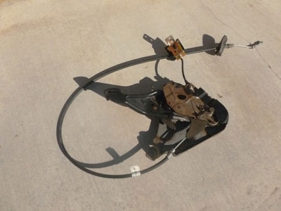 Ford Expedition Xlt Emergency Parking Brake Pedal Assembly With Cable