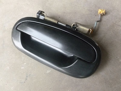 1998 Ford Expedition XLT - Exterior Door Handle, Rear Left