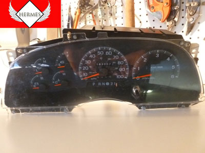 1998 Ford Expedition XLT - Instrument Cluster Speedometer