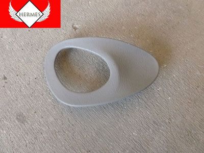 1998 Ford Expedition XLT - Interior Door Handle Trim  Ring Front Left