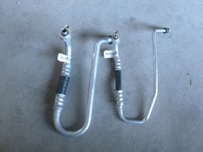 1998 Ford Expedition XLT - Rear AC Evaporator Hoses Tubes