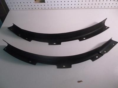 1998 Ford Expedition XLT- Front Bumper Finisher Trim