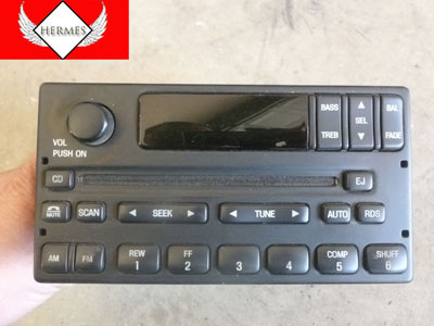 1999-2004 Ford Expedition F150 CD Player Stereo Radio