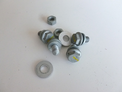 2000 Audi TT Mk1 / 8N - Body Brace B Pillar Inner Support Bolts, Right or Left