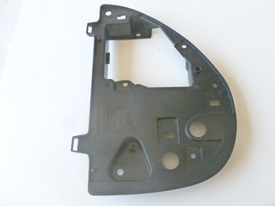 2000 Audi TT Mk1 / 8N - Dash End Cap Bracket Plate, Right 8N0858388