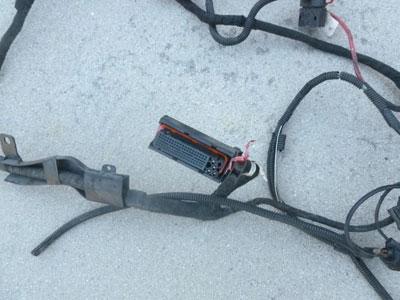 2000 audi tt mk1 8n engine motor wiring harness. Black Bedroom Furniture Sets. Home Design Ideas