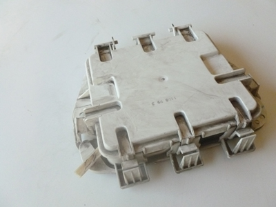 2000 Audi TT Mk1 / 8N - Engine Wiring Harness Connector Plug Tray Bracket Lid Cover 1J0941377B, 1J0941365B