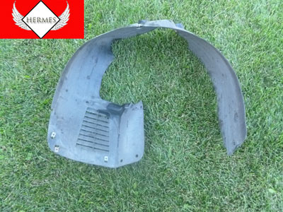 2000 Audi TT Mk1 / 8N - Front Fender Liner Splash Guard, Left 8N0821171B