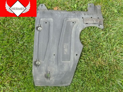 2000 Audi TT Mk1 / 8N - Fuel Tank Splash Shield Under Car Skid Plate Panel 8N0825213D