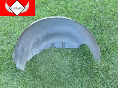 2000 Audi TT Mk1 / 8N - Rear Fender Liner Splash Guard . Left 8N0810171A