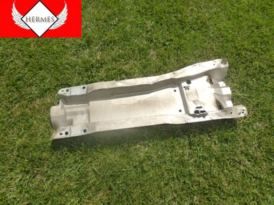 2000 Audi TT Mk1 / 8N - Tunnel Heat Shield 8N0253731A