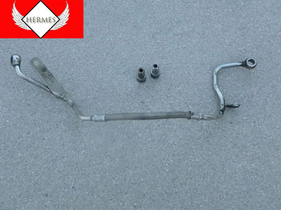 2000 Audi TT Mk1 / 8N - Turbo Charger Turbocharger Oil Inlet Hose 06A145778H