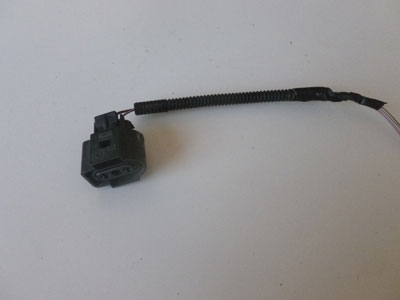 2000 Audi TT Mk1 / 8N - Windshield Washer Fluid Level Sensor Connector Plug w/ Wiring 7M0973202