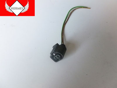 2000 Audi TT Mk1 / 8N - Windshield Washer Pump Connector Plug w/ Wiring 1J0973722