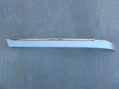 2003 BMW 745Li E65 / E66 - Bumper Trim, Rear Left