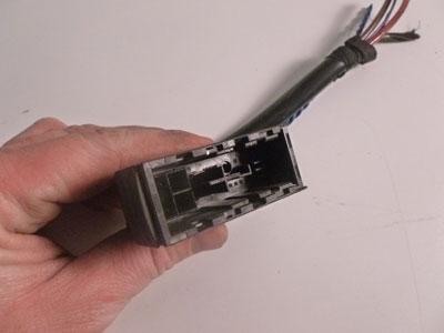 2003 bmw 745li e65 e66 door wiring connector hermes. Black Bedroom Furniture Sets. Home Design Ideas