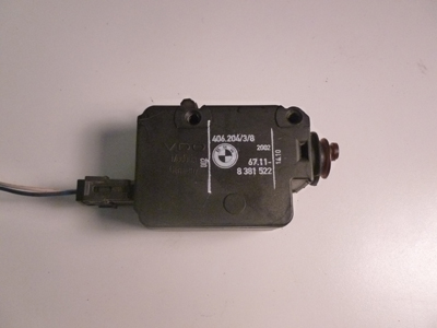 2003 BMW 745Li E65 / E66 - Filler Flap Actuator