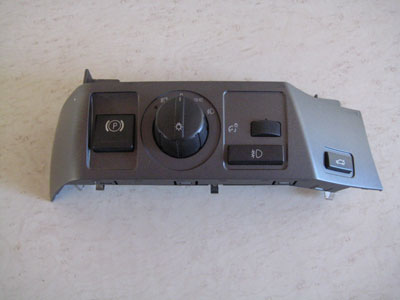 2003 BMW 745Li E65 / E66 - Light Control Panel Controls Switch