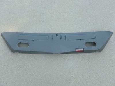 2003 BMW 745Li E65 / E66 - Lower Trunk Tail Lid Trim Panel