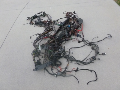 2003 BMW 745Li E65 E66 Main Wiring Harness1 2003 bmw 745li e65 e66 page 5 hermes auto parts  at couponss.co