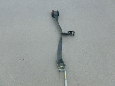 2003 BMW 745Li E65 / E66 - Seat Belt with Receiver, Left Rear