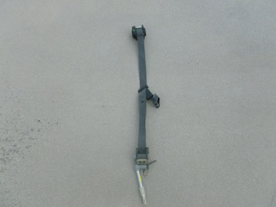 2003 BMW 745Li E65 / E66 - Seat Belt with Receiver, Right Rear