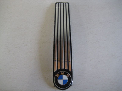 2003 BMW 745Li E65 / E66 - Top Center Engine Cover Emblem Decal
