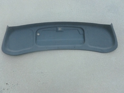 2003 BMW 745Li E65 / E66 - Trunk Lid Carpet Cover Trim Panel