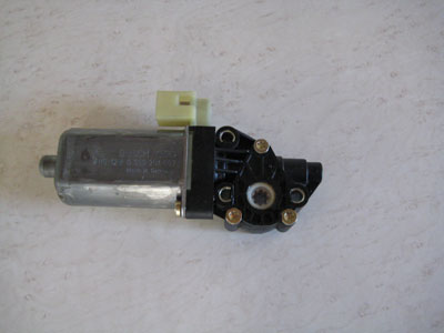 2003 BMW 745Li E65 / E66 - Window Shade Motor