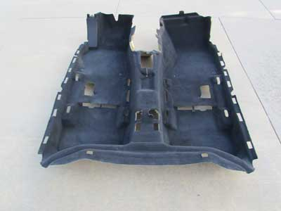 Audi OEM A4 B8 Carpet Flooring Carpeting 8K1863021B 2009 2010 2011 S4