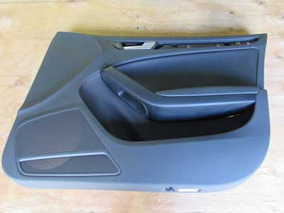 Audi OEM A4 B8 Door Panel, Front Right 2009 2010 2011 Sedan