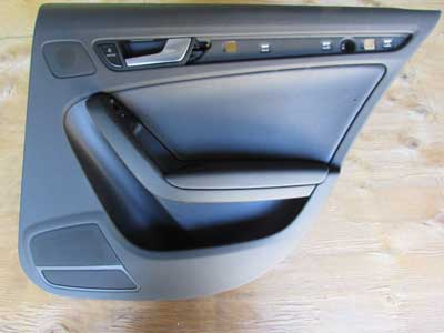 Audi OEM A4 B8 Door Panel, Rear Right 8K0867306 2009 2010 2011 2012 Sedan