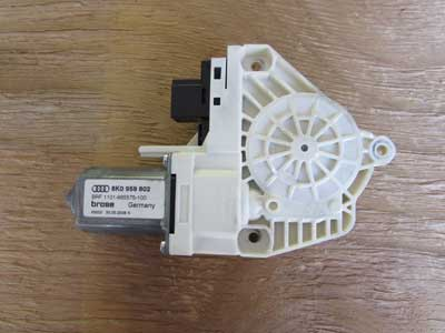 Audi OEM A4 B8 Door Window Regulator Motor, Front Right 8K0959802 09 10 11 12 13 14 15 16 S4 Q5