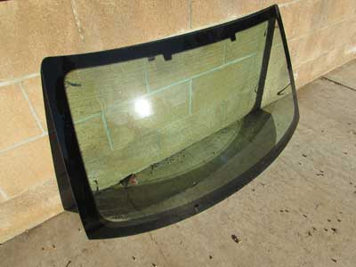 Audi OEM A4 B8 Rear Window Glass 2009 2010 2011 S4 Sedan