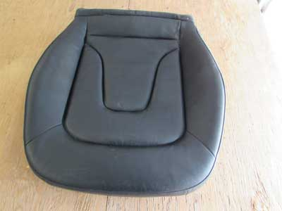Audi OEM A4 B8 Seat Pad Cushion Lower Bottom, Black, Front Right Passenger 8K0881406 2009 2010 2011 2012