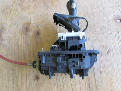 Audi OEM A4 B8 Shifter Assembly Triptronic Gear Selector w/ Cable 8K1713041M 2009 2010 2011 2012 S4 A5 S5 Q5