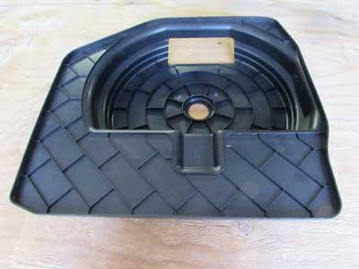 audi oem a4 b8 spare wheel tire rim cover panel 8t0012116a 2009 2010 2011 hermes auto parts. Black Bedroom Furniture Sets. Home Design Ideas