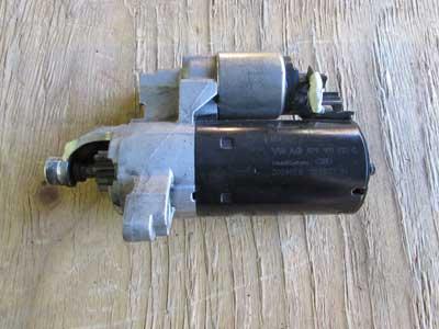 Audi Oem A4 B8 Starter Motor Bosch 079911021c A5 Q5 S5 3