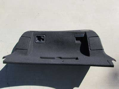 Audi OEM A4 B8 Trunk Lid Interior Cover Trim Panel 8K5867975B 2009 2010 2011 2012 Sedan