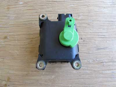 Audi TT MK1 8N AC Heater Flap Actuator Green Bosch Central Flap Positioning Motor 1J1907511D