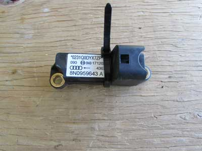 Audi TT MK1 8N Air Bag Sensor, Right or Left 8N0959643A