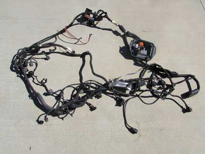 Audi TT MK1 8N Engine Wiring Harness 036971627DB1 audi tt mk1 8n engine wiring harness 036971627db hermes auto parts 8n wiring harness at gsmx.co