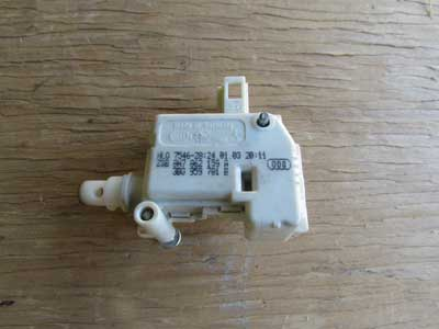 Audi TT MK1 8N Roadster Throttle Control Convertible Top Actuator 8N7862159A